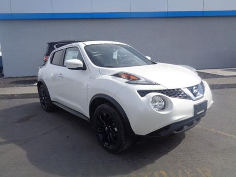 2017 Nissan JUKE for sale in Sunnyside WA