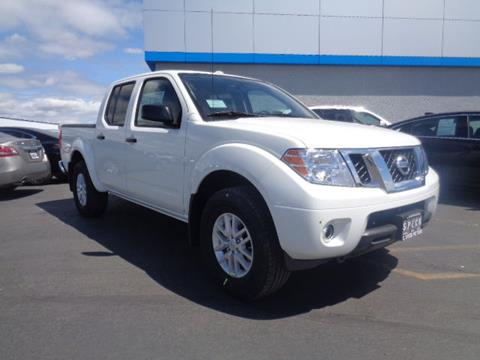 2017 Nissan Frontier for sale in Sunnyside WA