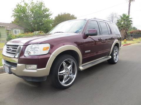 2007 Ford Explorer for sale in Reseda, CA