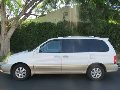 2005 Kia Sedona for sale in Reseda, CA