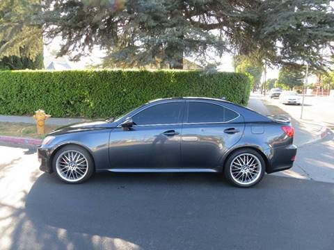 2008 Lexus IS 250 for sale in Reseda, CA