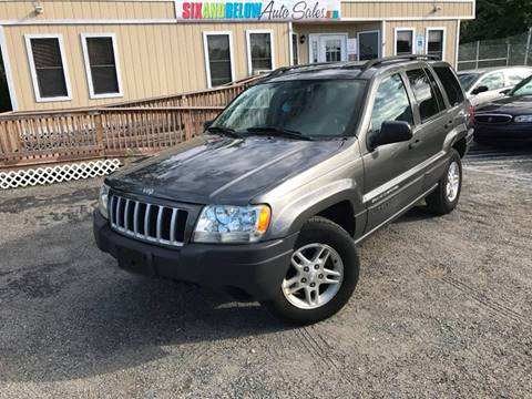 2004 Jeep Grand Cherokee for sale in Rockville, MD