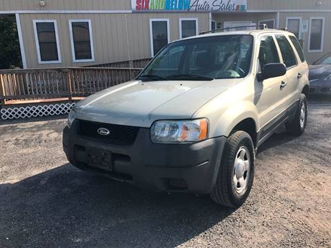 2003 Ford Escape for sale in Rockville, MD