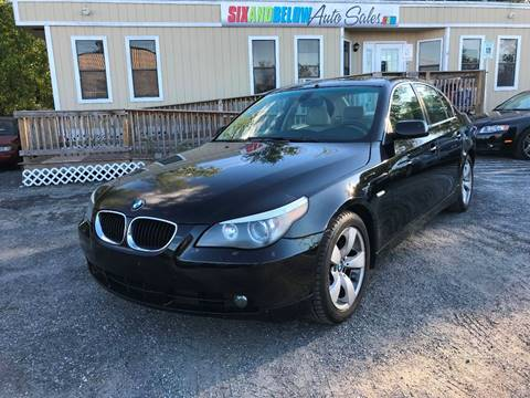 2005 BMW 5 Series for sale in Rockville, MD