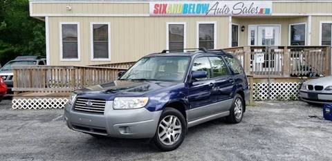 2006 Subaru Forester 2 5 X L L Bean Edition
