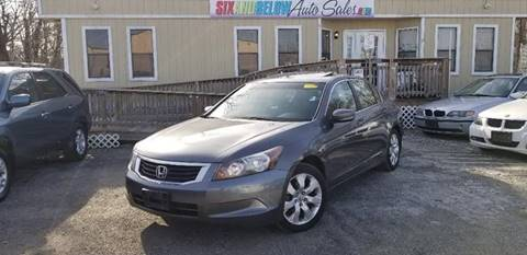 2008 Honda Accord Ex L