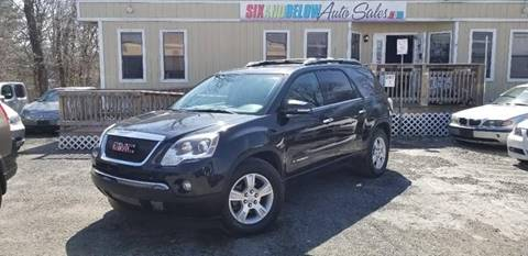 2008 GMC Acadia for sale in Rockville, MD