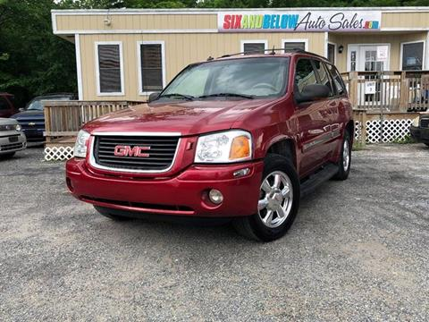 2004 GMC Envoy for sale in Rockville, MD