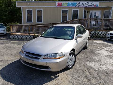 1998 Honda Accord for sale in Rockville, MD