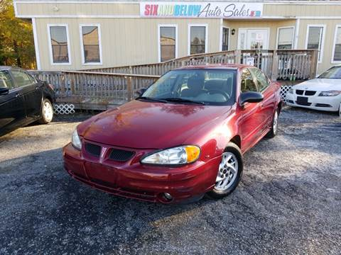 2004 Pontiac Grand Am for sale in Rockville, MD