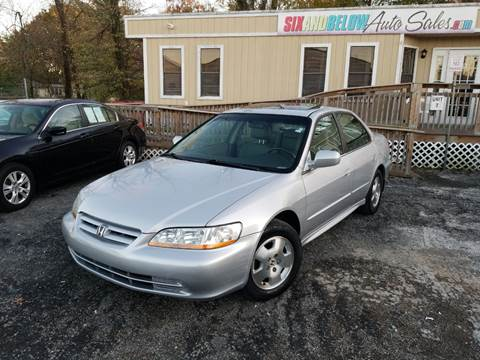 2001 Honda Accord for sale in Rockville, MD
