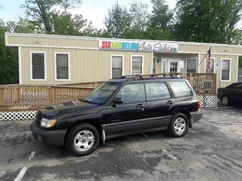 1999 Subaru Forester For Sale In Rockville, MD