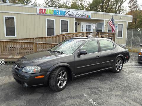 2003 Nissan Maxima for sale in Rockville, MD