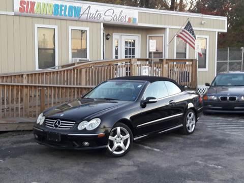 2005 Mercedes-Benz CLK for sale in Rockville, MD