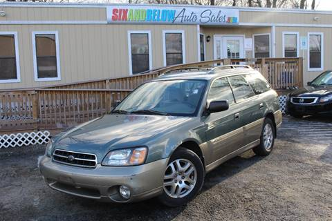 2002 Subaru Outback for sale in Rockville, MD