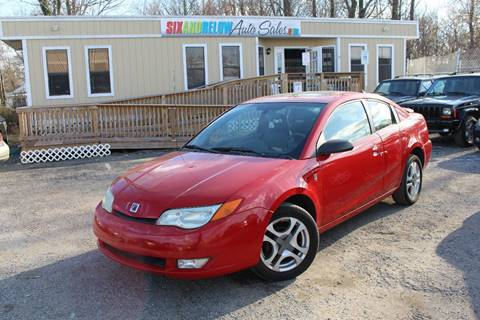 2004 Saturn Ion for sale in Rockville, MD