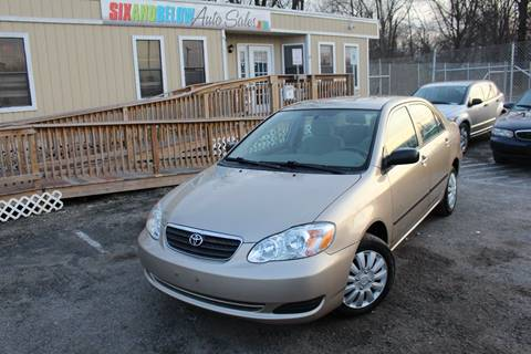 2008 Toyota Corolla for sale in Rockville, MD