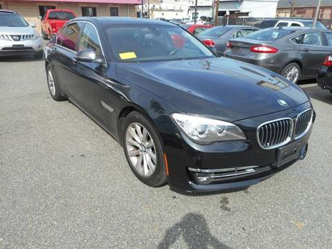 2015 BMW 7 Series for sale in Waltham, MA