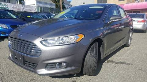 2014 Ford Fusion for sale in Waltham, MA