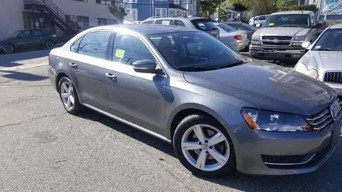 2013 Volkswagen Passat for sale in Waltham, MA