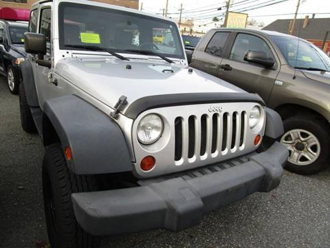 2008 Jeep Wrangler for sale in Waltham, MA