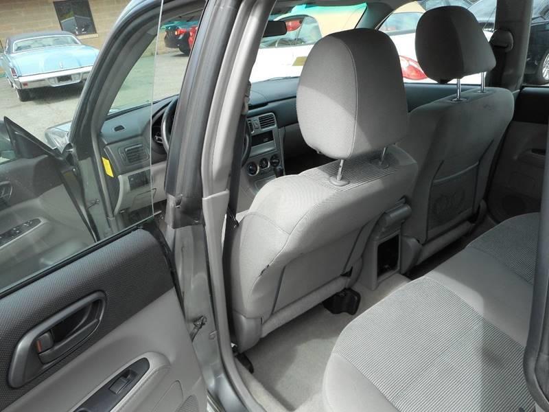 2007 Subaru Forester AWD Sports 2.5 X 4dr Wagon (2.5L F4 4A) - Waltham MA