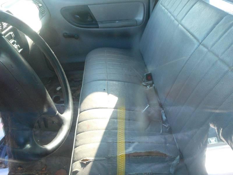 1996 Ford Ranger 2dr XL 4WD Standard Cab LB - Waltham MA