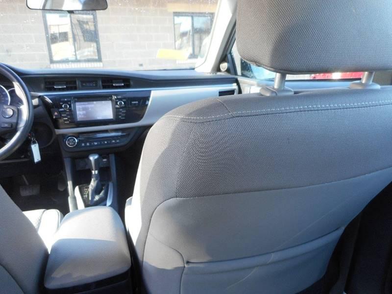 2014 Toyota Corolla LE Plus 4dr Sedan - Waltham MA