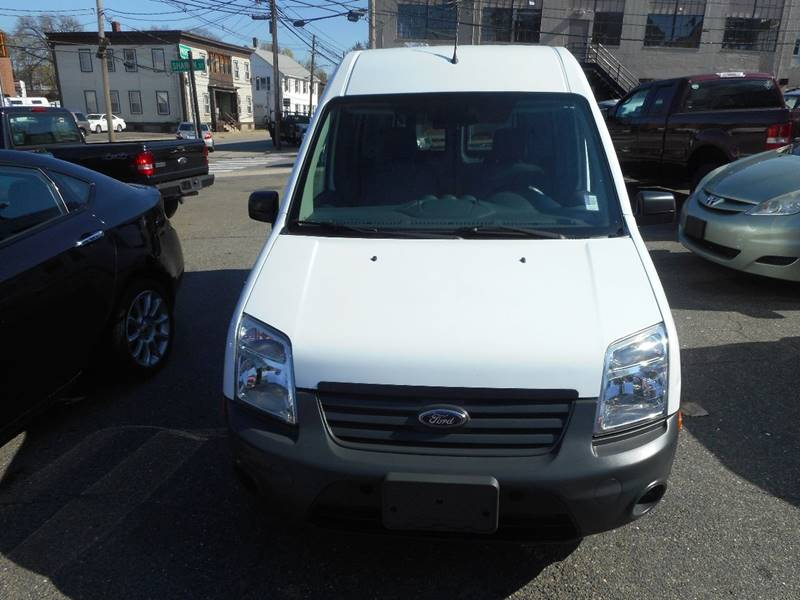 2013 Ford Transit Connect XL 4dr Cargo Mini-Van w/Side and Rear Glass - Waltham MA