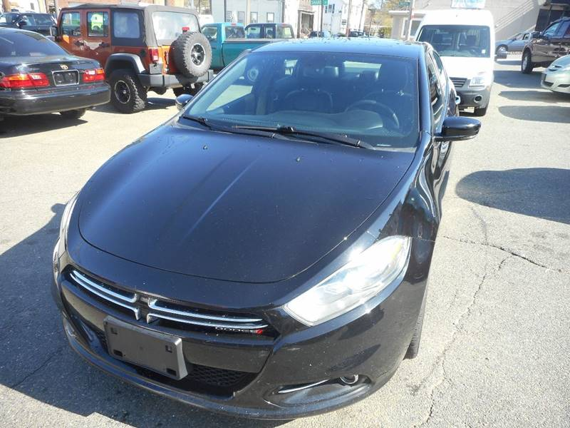 2013 Dodge Dart Limited 4dr Sedan - Waltham MA