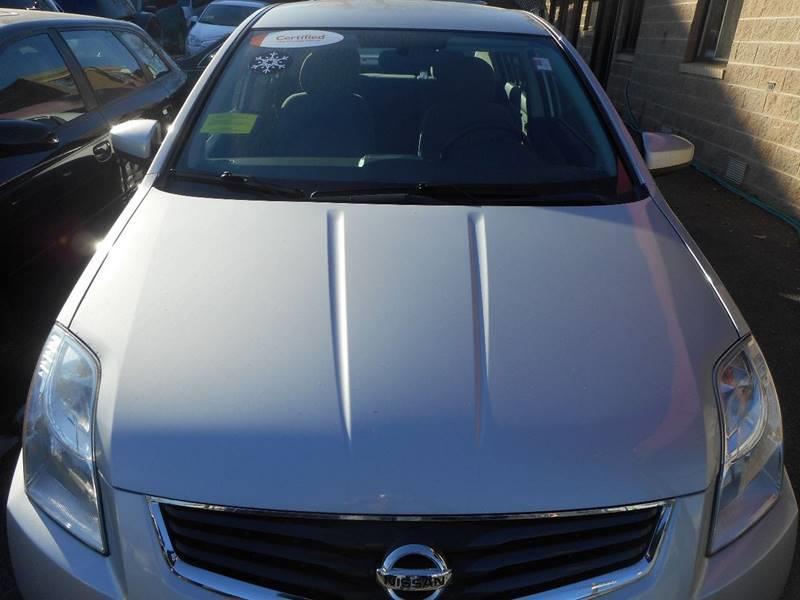 2011 Nissan Sentra 2.0 4dr Sedan CVT - Waltham MA