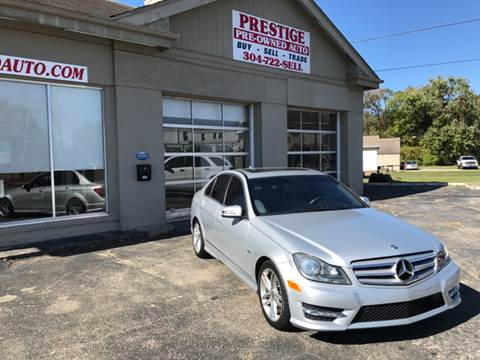 Mercedes benz for sale in west virginia for Mercedes benz charleston wv
