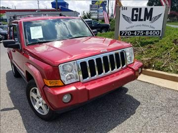 2010 Jeep Commander for sale in Cumming, GA