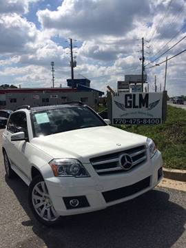 2012 Mercedes-Benz GLK for sale in Cumming, GA