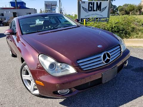 2006 Mercedes-Benz CLS for sale in Cumming, GA