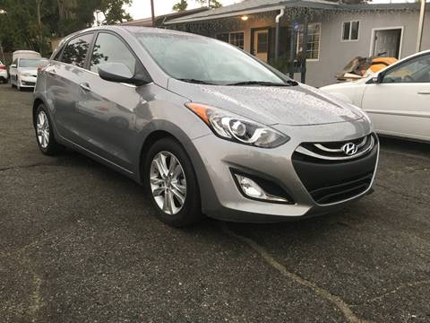 2015 Hyundai Elantra GT for sale in San Bernardino, CA