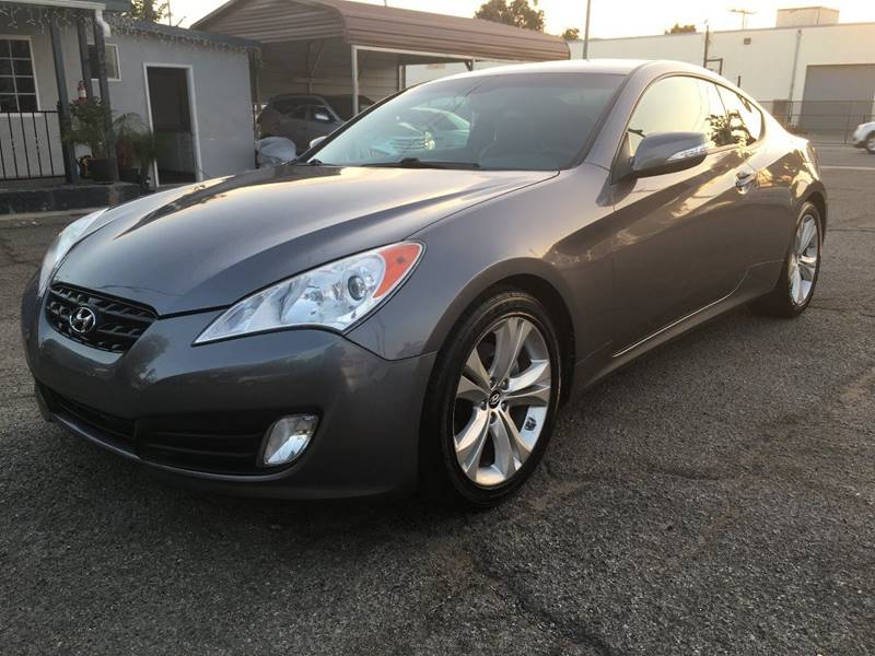 2011 Hyundai Genesis Coupe For Sale At N U0026 N Auto Sales Inc In San  Bernardino
