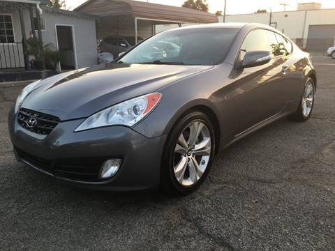 2011 Hyundai Genesis Coupe for sale in San Bernardino, CA