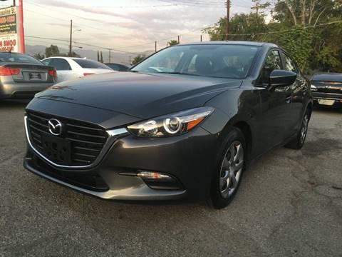 2017 Mazda MAZDA3 for sale in San Bernardino, CA