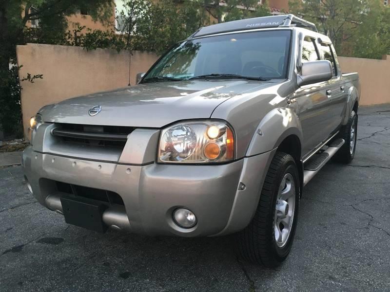 2003 Nissan Frontier For Sale At N U0026 N Auto Sales Inc In San Bernardino CA