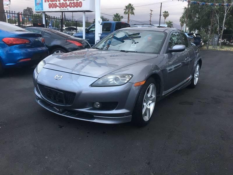 2005 Mazda RX 8 For Sale At N U0026 N Auto Sales Inc In San