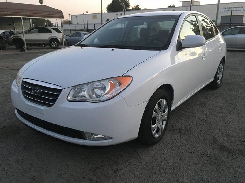 2009 Hyundai Elantra For Sale At N U0026 N Auto Sales Inc In San Bernardino CA