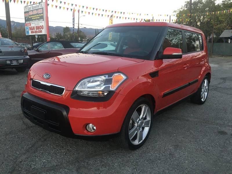 2011 Kia Soul For Sale At N U0026 N Auto Sales Inc In San Bernardino CA