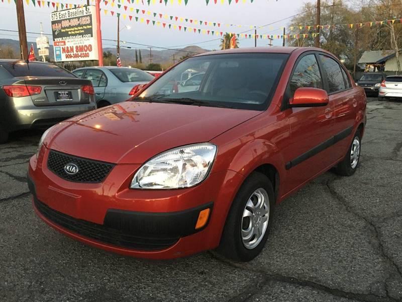 2008 Kia Rio For Sale At N U0026 N Auto Sales Inc In San Bernardino CA