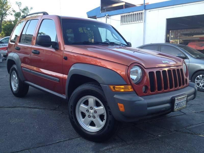 Perfect 2005 Jeep Liberty For Sale At N U0026 N Auto Sales Inc In San Bernardino CA