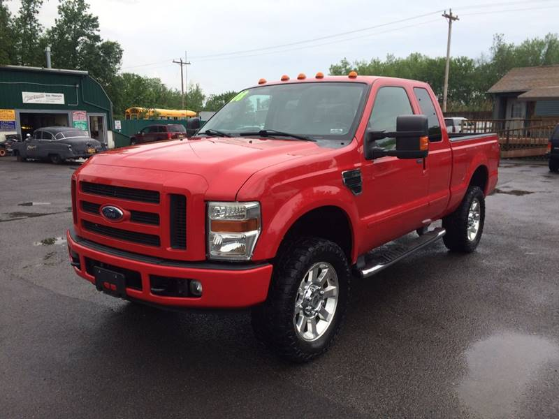 2008 Ford F-350 Super Duty XLT 4dr SuperCab 4WD SB - Central Square NY