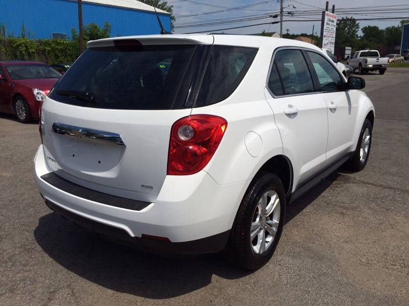 2012 Chevrolet Equinox AWD LS 4dr SUV - Central Square NY