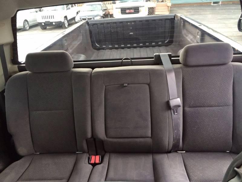 2008 Chevrolet Silverado 2500HD 4WD LT1 4dr Crew Cab LB - Central Square NY
