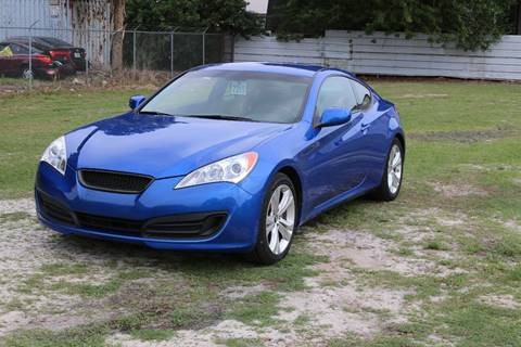 2012 Hyundai Genesis Coupe for sale in Tampa FL