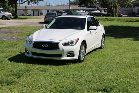 2014 Infiniti Q50 for sale in Tampa, FL